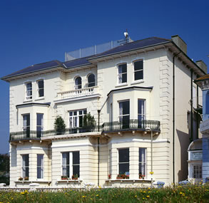 White Rock Mansion, Hastings